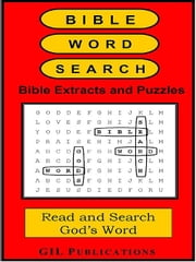 Bible Word Search: Read and Search God's Word ebook by Kumasi, Akili