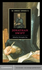 The Cambridge Companion to Jonathan Swift ebook by