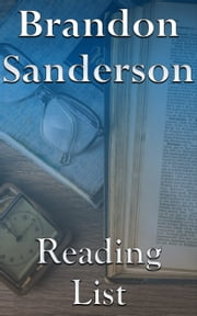 Brandon Sanderson - Reading List ebook by Edward Peterson