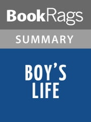 Boy's Life by Robert R. McCammon Summary & Study Guide ebook by BookRags