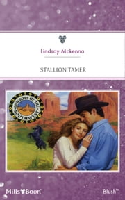 Stallion Tamer ebook by Lindsay McKenna