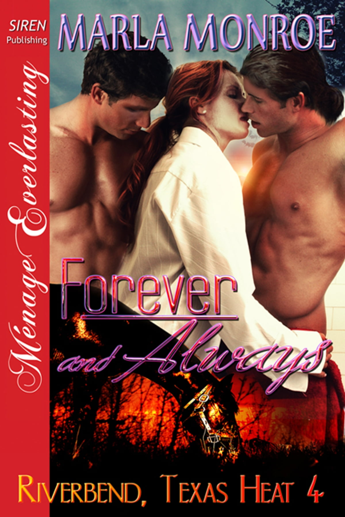 Forever And Always Ebook De Marla Monroe  9781622419098  Rakuten Kobo