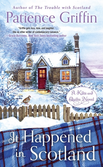 It Happened in Scotland ebook by Patience Griffin