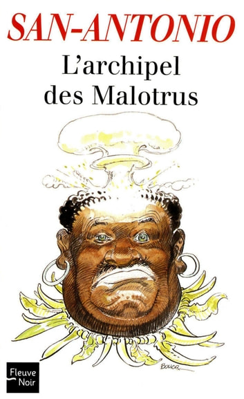L'Archipel des Malotrus ebook by SAN-ANTONIO