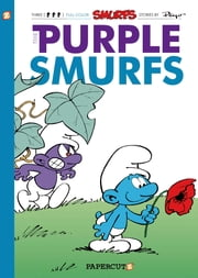 The Smurfs #1: The Purple Smurfs ebook by Yvan Delporte,Peyo