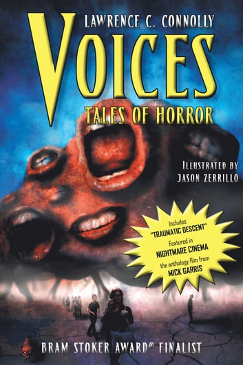 Voices - Tales of Horror ebook by Lawrence C. Connolly