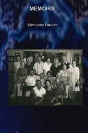 MEMOIRS ebook by Edmundo Farolan