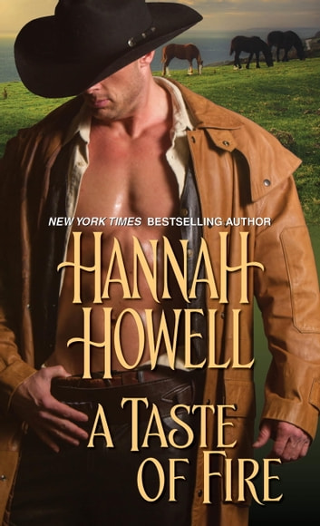 A Taste Of Fire ebook by Hannah Howell