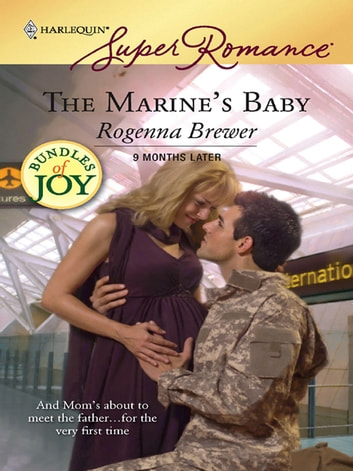 The Marine's Baby ebook by Rogenna Brewer