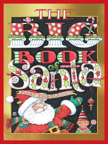 The Big Book of Santa 電子書 by Mary Engelbreit