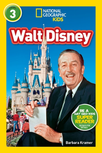 National Geographic Readers: Walt Disney (L3) ebook by Barbara Kramer