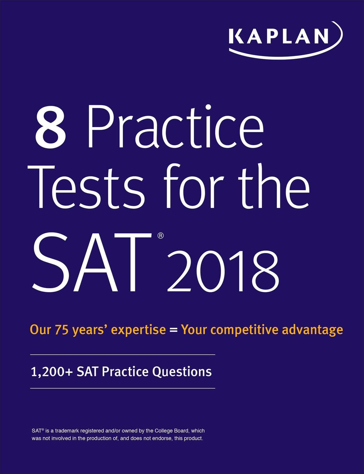 Workbooks kaplan sat critical reading workbook : 8 Practice Tests for the SAT 2018 eBook by Kaplan Test Prep ...