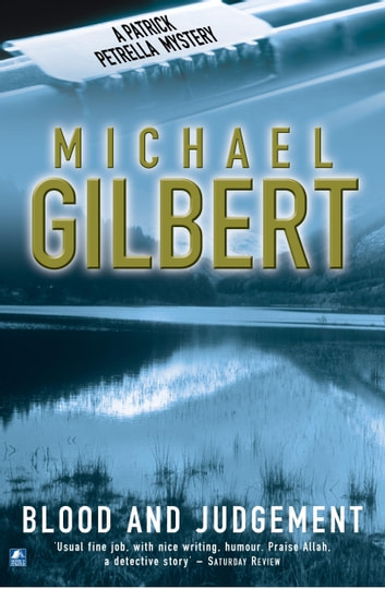 Blood And Judgement ebook by Michael Gilbert
