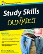 Study Skills For Dummies ebook by Doreen  du Boulay