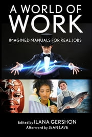 A World of Work - Imagined Manuals for Real Jobs ebook by Ilana Gershon,Jean Lave