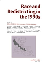 Race and Redistricting in the 1990s (eBook) ebook by Algora Publishing, Publishing