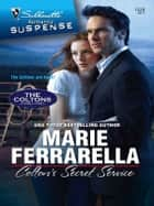 Colton's Secret Service ebook by Marie Ferrarella