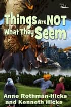 Things Are Not What They Seem ebook by Anne Rothman-Hicks