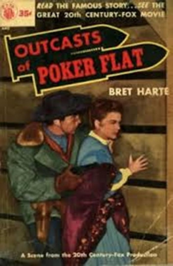 the outcasts of poker flat essay Essay on morality among the outcasts of poker flat by bret harte most of the characters in the outcasts of poker flat seemed to be bad guys, majority prove by the end of the story that they were genuinely good people.
