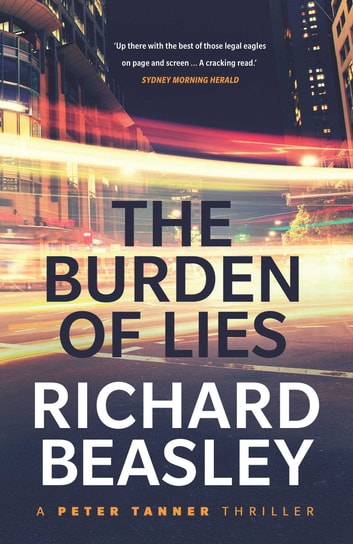 The Burden of Lies ebook by Richard Beasley