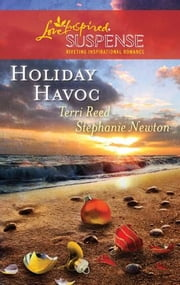 Holiday Havoc - Yuletide Sanctuary\Christmas Target ebook by Terri Reed,Stephanie Newton