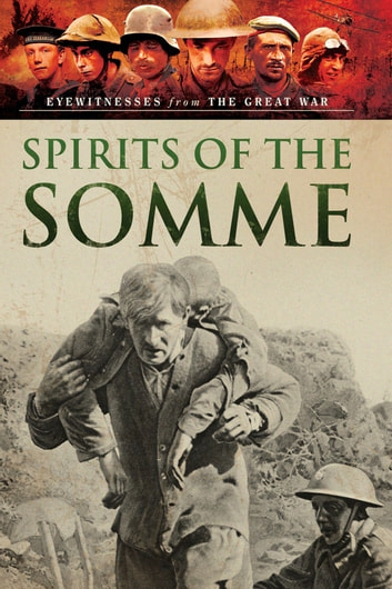 Spirits of the Somme ebook by Bob Carruthers