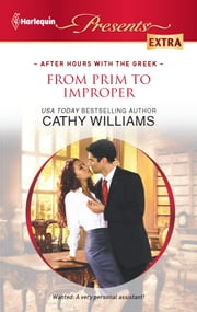 From Prim to Improper ebook by Cathy Williams