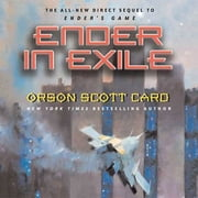 Ender in Exile audiobook by Orson Scott Card