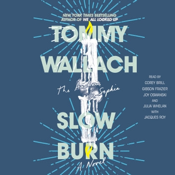 Slow Burn audiobook by Tommy Wallach
