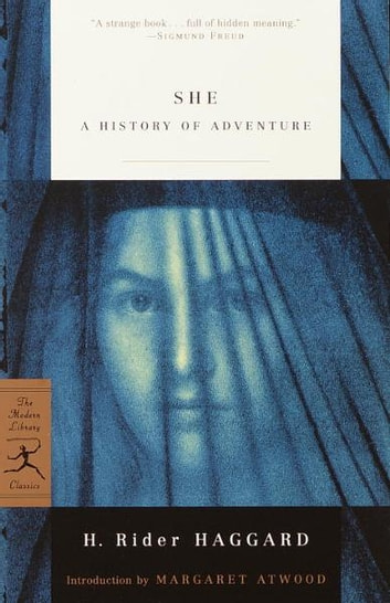 She - A History of Adventure ekitaplar by H. Rider Haggard
