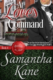 At Love's Command ebook by Samantha Kane