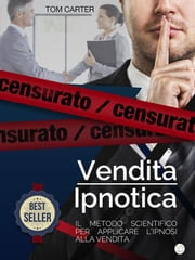 Vendita Ipnotica ebook by Tom Carter