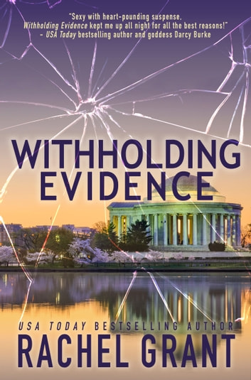 Withholding Evidence ebook by Rachel Grant