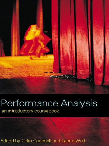 Performance Analysis - An Introductory Coursebook ebook by