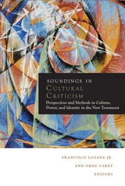 Soundings in Cultural Criticism - Perspectives and Methods in Culture, Power, and Identity in the New Testament ebook by Francisco Lozada Jr.