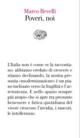 Poveri, noi ebook by Marco Revelli
