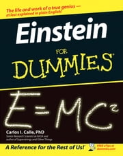 Einstein For Dummies ebook by Carlos I. Calle