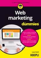 Web Marketing for dummies ebook by Luca Conti