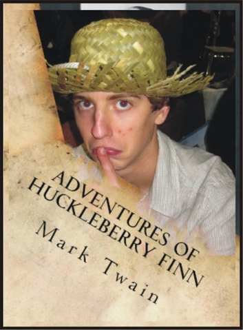 "the adventures of huckleberry finn satirizing ""mark twain's the adventure of huckleberry finn was banned for the first time just one month after its publication,"" said domenica ruta, in an article in pen american."