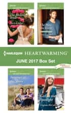 Harlequin Heartwarming June 2017 Box Set - The Runaway Bride\Summer at the Shore\The Man She Knew\Girl in the Spotlight ebook by Patricia Johns, Carol Ross, Virginia McCullough,...