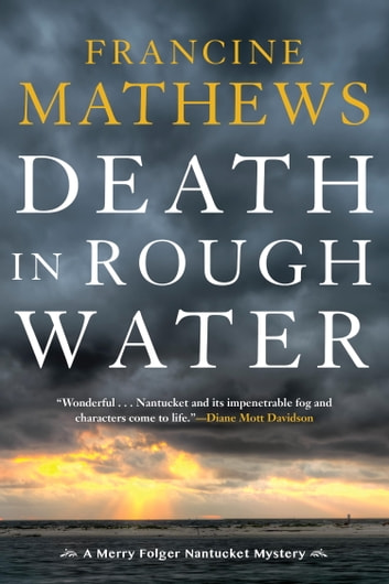 Death in Rough Water ebook by Francine Mathews
