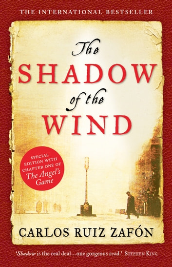 The Shadow of the Wind ebook by Carlos Ruiz Zafón