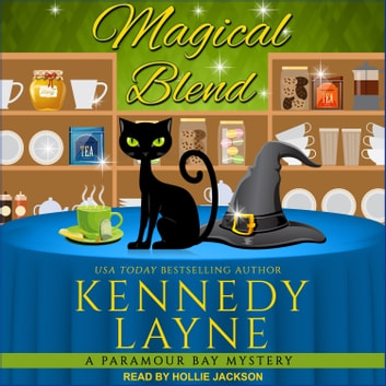 Magical Blend audiobook by Kennedy Layne