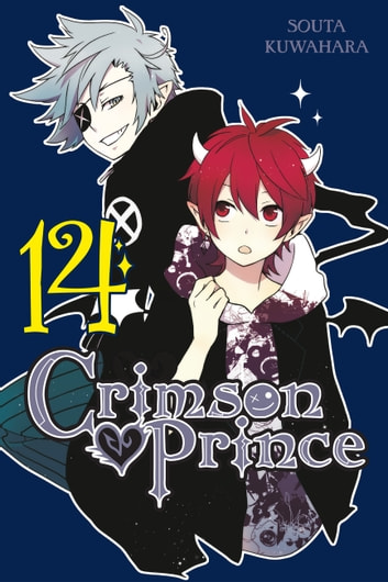 Crimson Prince, Vol. 14 ebook by Souta Kuwahara