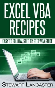 Excel VBA Recipes ebook by Stewart Lancaster