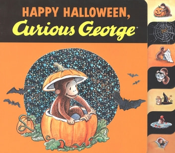 Happy Halloween, Curious George (Read-aloud) ebook by H. A. Rey