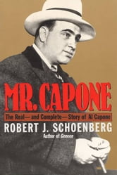 Mr. Capone ebook by Robert Schoenberg
