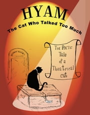 Hyam - The cat who talked too much ebook by Pamela Douglas