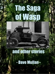The Saga of Wasp and other Stories ebook by Dave Mullan