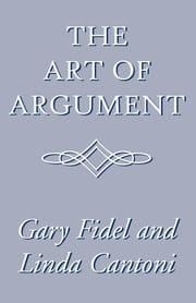 The Art of Argument ebook by Gary Fidel and Linda Cantoni